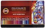 Koh-I-Noor 3825 - Lápices, 36 colores