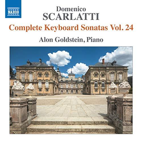 Complete Keyboard Sonatas Vol.24