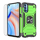 Jancyu Case Compatible with Huawei P Smart 2021 Case and