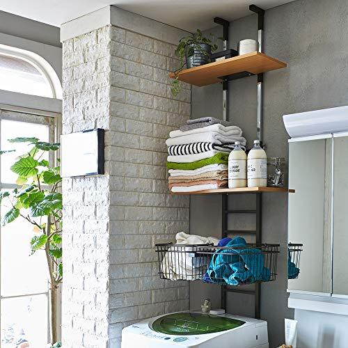 洗濯機の収納アイテムおすすめ8選 | おしゃれな収納アイデアを一挙紹介のサムネイル画像