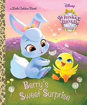 Berry s Sweet Surprise  Disney Palace Pets  Whisker Haven Tales   Little Golden Book