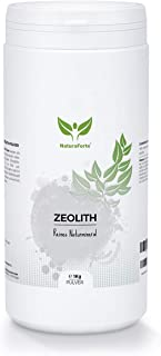 NaturaForte Polvo de zeolita 1000g - Clinoptilolita 95%,