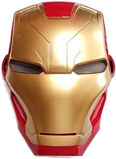 Marvel Superhero The Avengers Costume LED Light Eye Mask (Iron Man)