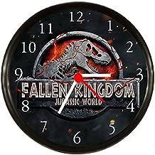 Quartz Jurassic World Fallen Kingdom Wall Clock