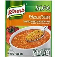 6-Pack Knorr Pasta Soup Mix Tomato Based Noodle Pasta, 3.5 oz