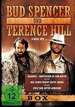 Bud Spencer & Terence Hill - Box - Vol. 6 (Aladdin - Abenteuer in der Wüste/Das Leben kennt keine Gnade/Zwei vom Affen gebissen) (3 Disc Set) [Import allemand]