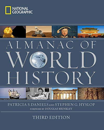 National Geographic Almanac of World History, 3rd Edition (Direct Mail Edition)