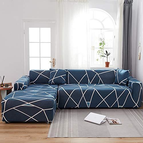 Funda de sofá con Estampado Floral Toalla de sofá Fundas de sofá para Sala de Estar Funda de sofá Funda de sofá Proteger Muebles A30 2 plazas