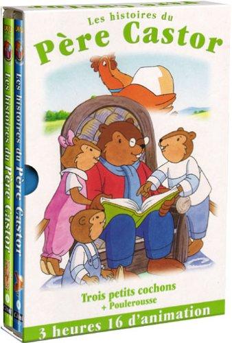 Les Histoires du Père Castor, vol.2 : Les Trois petits cochons / Poule rousse