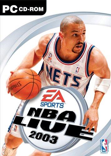 NBA Live 2003 [Edizione: Germania]
