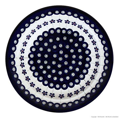 Bunzlauer keramik assiette creuse calotte/assiette creuse pour pâtes ø21.8 cm-hauteur: 4 cm-décor 166a