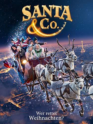 Santa & Co. - Wer rettet Weihnachten? [dt./OV]