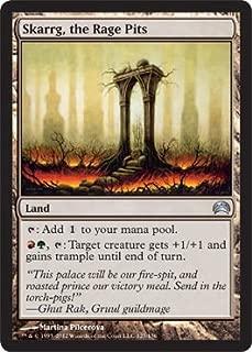 Magic: the Gathering - Skarrg, the Rage Pits (127) - Planechase 2012