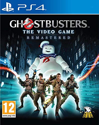 Ghostbusters: The VIdeo Game Remastered [video game]