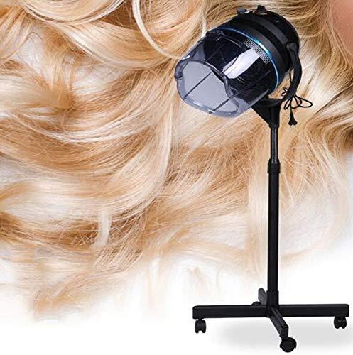 Dampfer Stehen UP Professionel Ion Dampf Traitement Barbier Salon Spa Beauté Coiffeur avec roues A