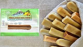 Himalayan Chews, Dog Chew Treat Made of Yak Milk 6-pack