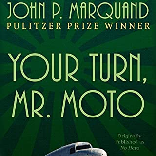 Your Turn, Mr. Moto cover art