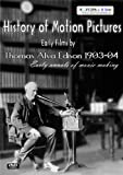 History of Motion Pictures - Early Films by Thomas Alva Edison 1903-1904 (2-DVD Set) [Reino Unido]