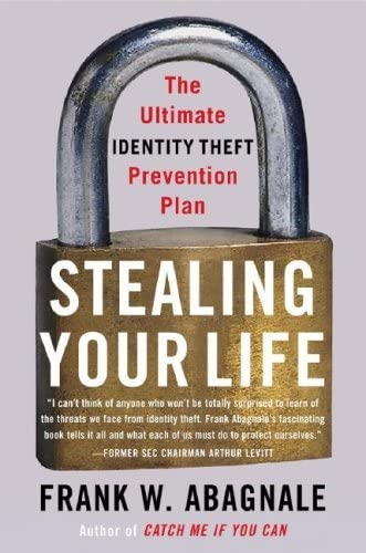 Stealing Your Life The Ultimate Identity Theft Prevention Plan product image