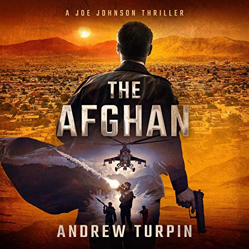 The Afghan audiobook cover art