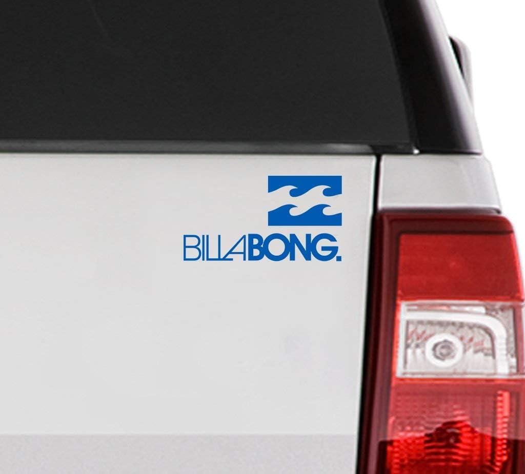 "Volcom Stone Hawaii Floral Sticker 8/"" Skate Surf Snow Car Bumper Decal"