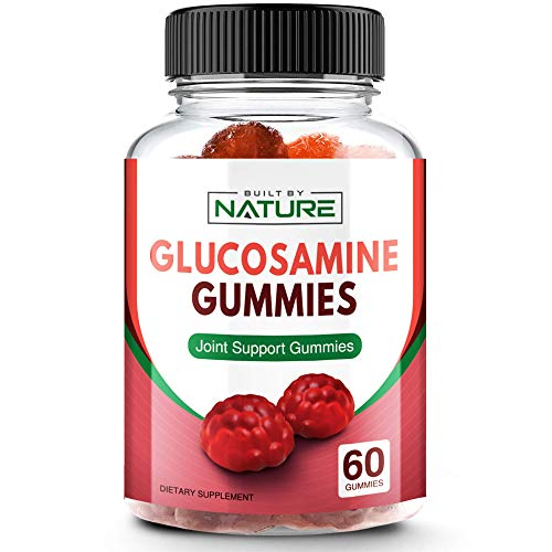 Glucosamine Gummies Extra Strength Chewable Joint Support Supplement...