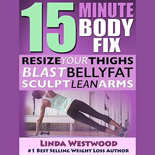 15-Minute Body Fix, 3rd Edition  By  cover art