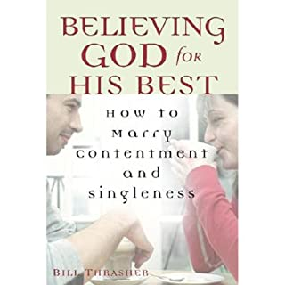 Believing God for His Best audiobook cover art