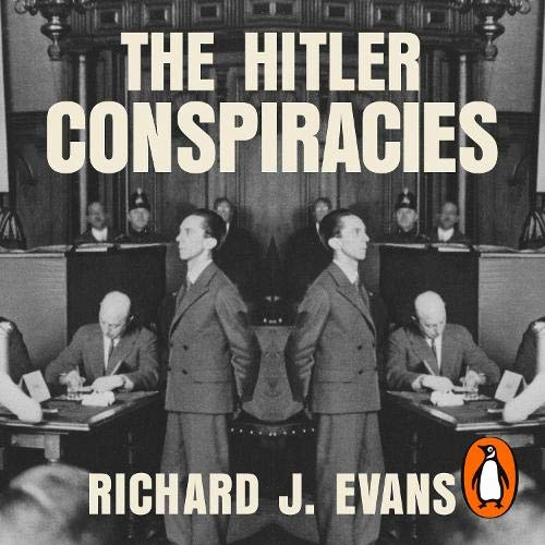 The Hitler Conspiracies cover art