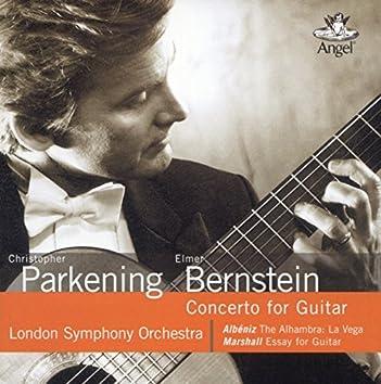 Christopher Parkening - Elmer Berstein: Concerto for Guitar