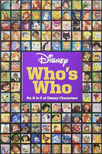 Disney Who's Who (Taschenbuch)