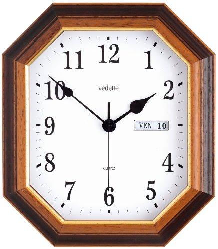 Vedette - Orologio da polso, analogico al quarzo, Unisex - adulto