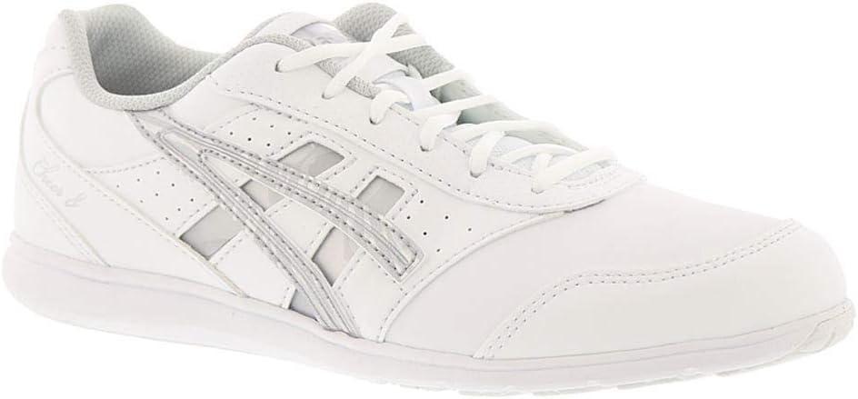 ASICS Unisex-Adult 8 Women's Cheer Shoes