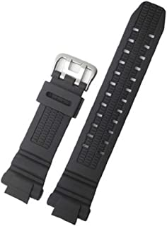 Compatible Replacement CAS109 G-Shock Watch Band Strap Fits GW-3500 GW-3000 GW-2500 G Shock GW-2500B G-1000 G-1100 G-1200 G-1250 G-1500 GW-2000 | GW3500 GW3000 GW2500 G1000 G1100 G1200 G1250