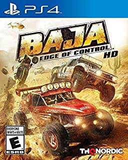 Baja Edge of Control PlayStation 4 by THQ Nordic