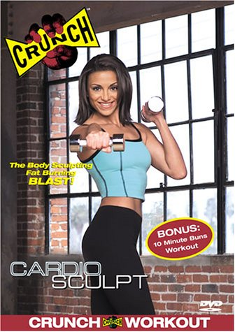 Crunch - Cardio Sculpt: The Body Sculpting Fat Burning Blast!