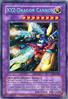 YU-GI-OH! - XYZ-Dragon Cannon (BPT-010) - 20022003 Collectors Tins - Limited Edition - Secret Rare