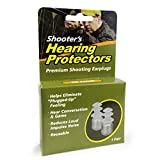 Shooter's Impact Noise Reducing Ear Plugs