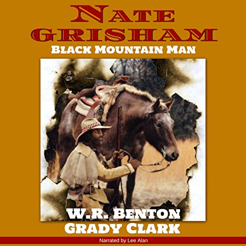Nate Grisham audiobook cover art