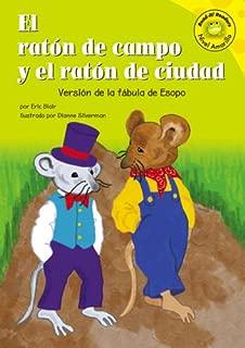 El raton de campo y el raton de ciudad: Versión de la fábula de Esopo (Read-it! Readers en Español: Fábulas) (Spanish Edition)