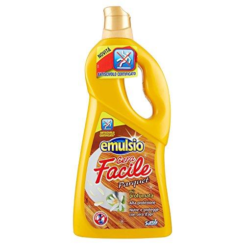Emulsio Cera Autolucidante per Parquet - 750 ml