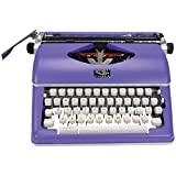 Best Electric Typewriters - Royal 79119q Classic Manual Typewriter (purple) Review