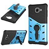 Galaxy J7 Max Case,SUNWAY [Armor Series] Matting PC + Input TPU Shockproof Protective Cover Case...