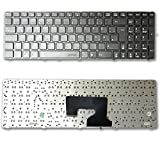 Bucom Tastatur für Medion Akoya Keyboard E6224 E6226 E7218 P6812 P7624 MD97872 MD98630 MD98680 MD98770 MD98730 MD98920 QWERTZ