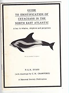 Guide to identification of Cetaceans in the North East Atlantic (Mammal Society publication)
