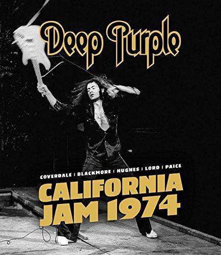California Jam 1974 (2016 Version) [Blu-ray]