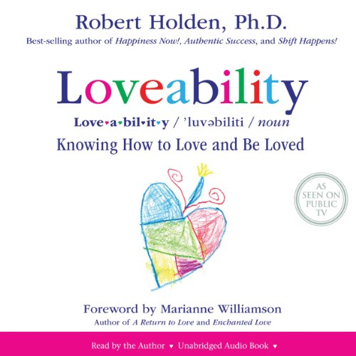 Loveability audiobook cover art