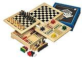 Philos-Spiele - Backgammon, de 2 a 4 jugadores (importado) , color/modelo surtido