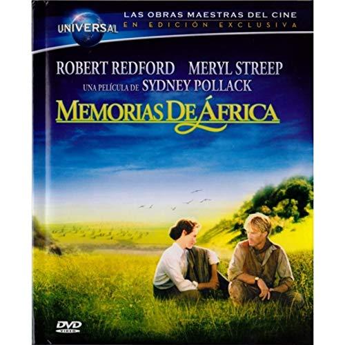 Memorias de África (Libro Las Obras Maestras del Cine) [DVD]
