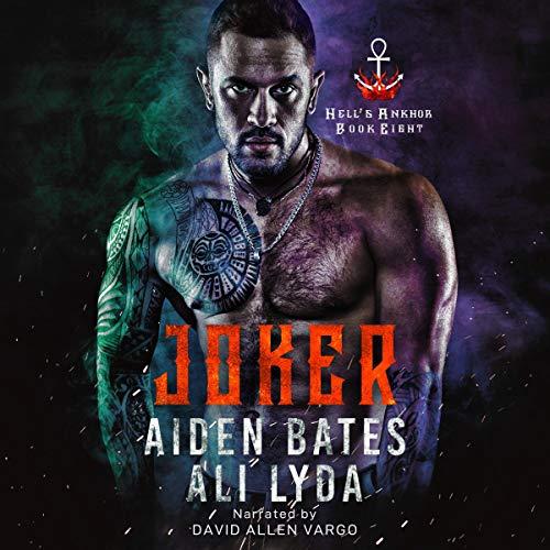 Joker cover art